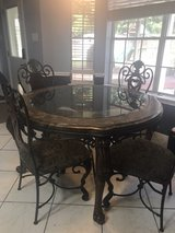 table and 4 chairs in Kingwood, Texas