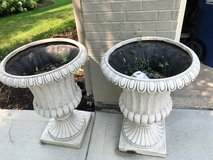 Ballard Designs Large Planting Urns (2) in Naperville, Illinois