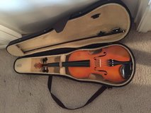 Violin, Bow and hard case Ton Kar the David in Kingwood, Texas