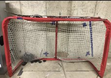 Pro Guard Heavy Metal Hockey Net in Joliet, Illinois