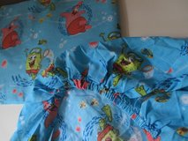 Twin 4 Piece Set  Sheets Sponge Bob / Fabric Home Craft in Pleasant View, Tennessee
