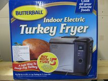 Butterball Indoor Electric Turkey Fryer in Fort Campbell, Kentucky