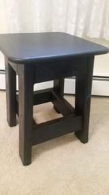 Stool or table in Oswego, Illinois
