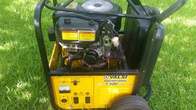 Valsi 7500 W generator in Kingwood, Texas