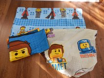 Lego Movie Twin Bed Sheet Set in Chicago, Illinois