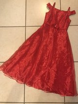 Beautiful Size 10 Girls Party or Holiday Dress Jessica McClintock EUC in Travis AFB, California