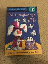 P.J. Funnybunny's Bag of Tricks book in Camp Lejeune, North Carolina