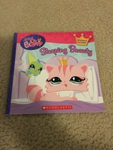 NEW Littlest Pet Shop Sleeping Beauty book in Camp Lejeune, North Carolina