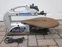 Dremel 1830 18 Inch Benchtop Variable Speed Scroll Saw in Batavia, Illinois