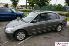 2004 Honda Civic LX 4-Door (has engine knock, undiagnosed) in Hohenfels, Germany