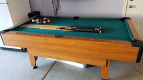 Harvard 7ft Pool Table in Vacaville, California