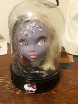 Monster High doll glows in dark in Fort Meade, Maryland