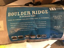 Boulder Ridge 10 Person Tent never used in Elizabethtown, Kentucky