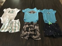 Boys 3 month outfits in Plainfield, Illinois