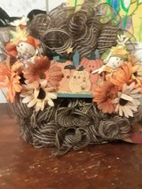 Handmade wreaths for charity in Fort Meade, Maryland