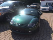 2002 MG CONV EURO SPECS in Ramstein, Germany