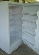 GE frost free freezer in Kingwood, Texas