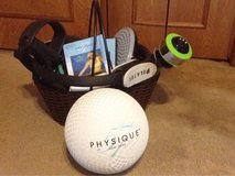 basket full of exercise items in Lawton, Oklahoma