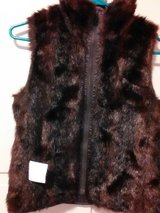 Fur vest reversible in Warner Robins, Georgia