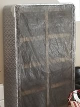 twin size box spring in Chicago, Illinois