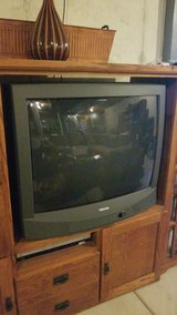 "36"" Toshiba color box TV in Batavia, Illinois"