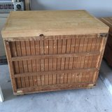 Shipping crate in Cleveland, Texas