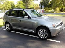 2006 BMW X3 SPORT PACKAGE-EXCELLENT CONDITION in Orland Park, Illinois