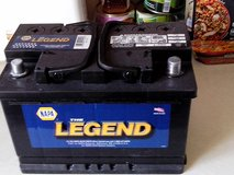 NAPA AUTOMOTIVE CAR BATTERY, THE LEGEND in Tinley Park, Illinois