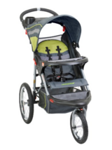 Baby trend expedition jogger stroller in Fort Hood, Texas