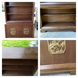 Oak Display/China Cabinet/Buffet in Naperville, Illinois