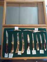 Pocket Knife Collection in Cadiz, Kentucky