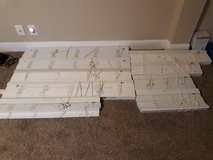 2in. White Faux wood blinds various sizes in Lackland AFB, Texas
