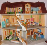 Playmobile house with all supplies in Stuttgart, GE