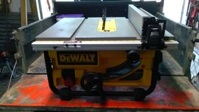 DeWalt table saw in Moody AFB, Georgia