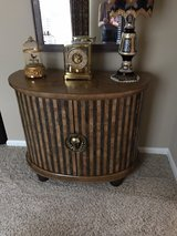 sofa table or entry table half circle in Beaufort, South Carolina