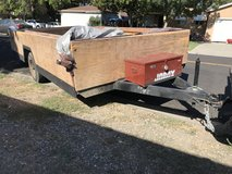Hauling/Work Trailer in Vacaville, California