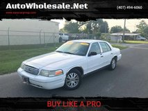 2003 Ford Crown Victoria LX - Cash Price in Kissimmee, Florida