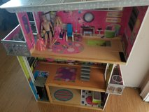 Huge doll house with accessories in Travis AFB, California