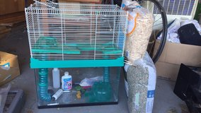 Hamster cage in Fairfield, California