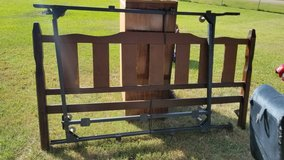 Bed frame and headboard in Cleveland, Texas