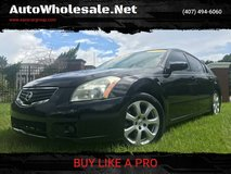 2008 Nissan Maxima 3.5 SL - Cash Price in Kissimmee, Florida