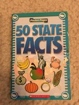 50 State Facts book in Camp Lejeune, North Carolina