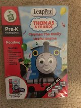 NIP LeapPad Thomas & Friends-Thomas The Really Useful Engine Interactive Book and Cartridge in Camp Lejeune, North Carolina