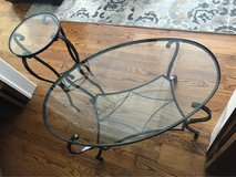 Pier 1 Coffee Table and Side Table in Palatine, Illinois