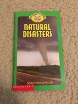 Natural Disasters book in Camp Lejeune, North Carolina