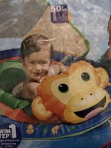 Baby Spring Float Animal Friend with Sun Canopy. in Joliet, Illinois
