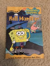 Spongebob Squarepants Hall Monitor book in Camp Lejeune, North Carolina