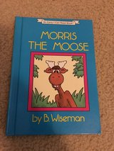 Morris The Moose book in Camp Lejeune, North Carolina