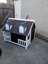 Dog house in Vacaville, California