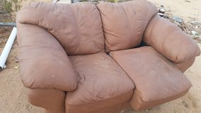 Free couches and other junk in 29 Palms, California
